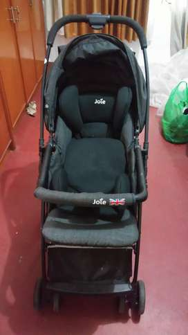 Joie Baby Stroller Tipe Sma Baggi England Edition