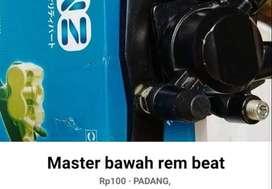 Master rem depan Honda beat