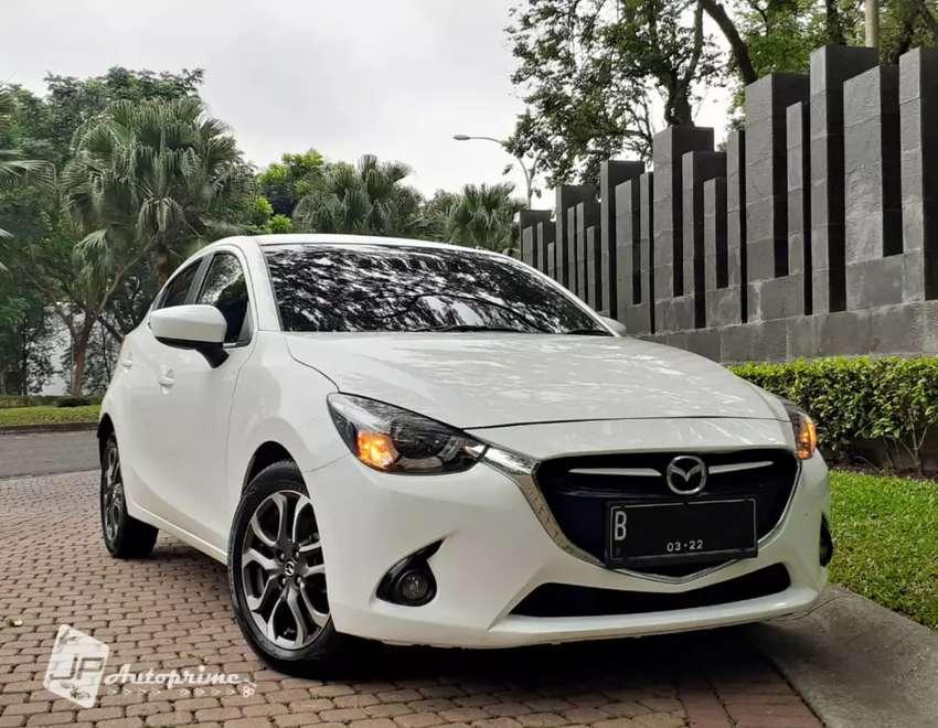 Mazda 2 R AT SKYACTIV 2016 Putih 0
