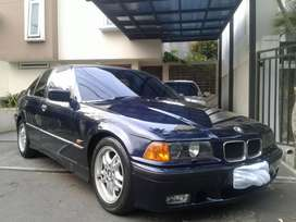 BMW 320i e36 m52 vanos 1995 M-aerodynamic