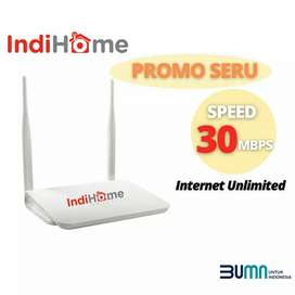 Paket Wifi Indihome Promo Murah Terbatas