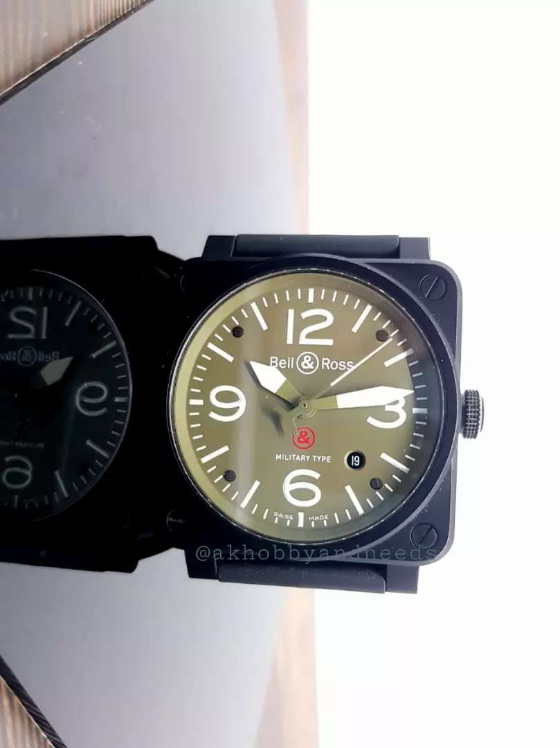 Bell & Ross BR03-92 Military GI Joe Edition 0