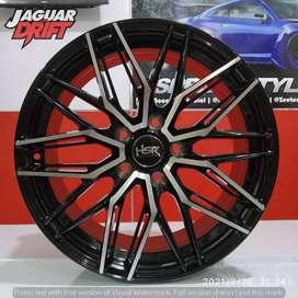 Velg Mobil HSR R17 BOTAWA Ring 17 Lebar 7.5 Baut 5 Xpander Ertiga Rush