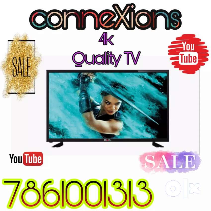 BRAND NEW 32inch Smart  LED TV AT VERY LOW Price