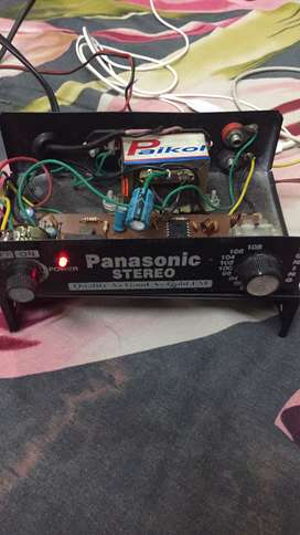 FM radio not working condition