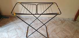 Foldable Cloth Drying Stand at throw away price