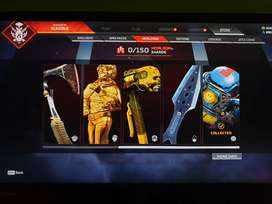 Jual akun apex legends heirloom Pathfinder