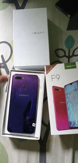 Oppo f9 6 64 PTA approved
