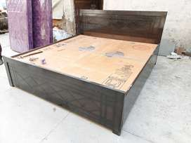New Double bed king size 6×6 feet