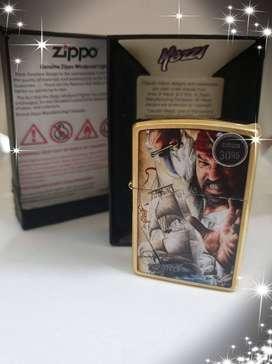 New Zippo Mazzi Pirates