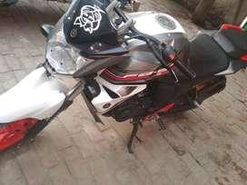 New bike h bhaiyo bilkul