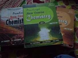 Pradeep's Chemistry (class 11 &12 (vol 1&2))Original MRP Rs 1565