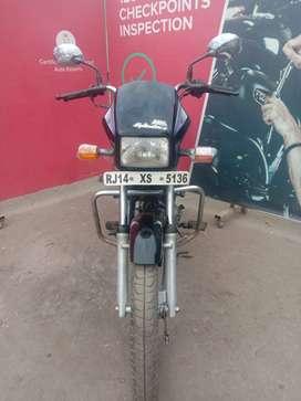 Good Condition Hero Honda Splendor Plus with Warranty |  5136 Jaipur
