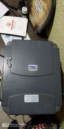 Bar code printer for sale