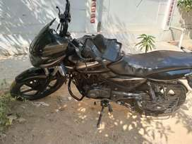 1 year old pulsar 150 cc double disc for sale
