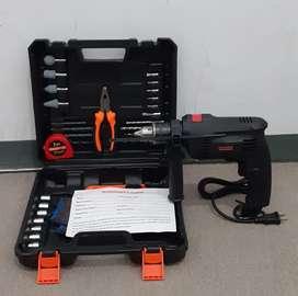 Mesin Bor Impact Drill 13mm UCHIHA JAPAN