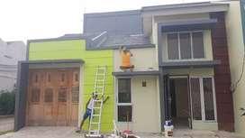 """DiJUAL Rumah SHM Cluster Ubud ukuran 9x12,Bekasi,"""" posisi Hook"""
