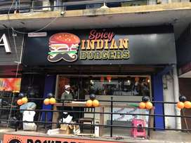 Spicy Indian Burgers Nungambakkam For Sale