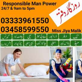 Professional Trustworthy Verified Domestic Staff House Maid Babysitter