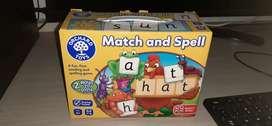 Match & Spell ELC