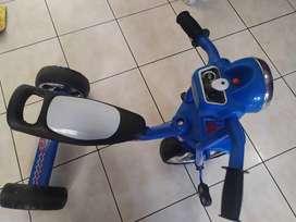 Sepeda wimcycle roda 3 like new