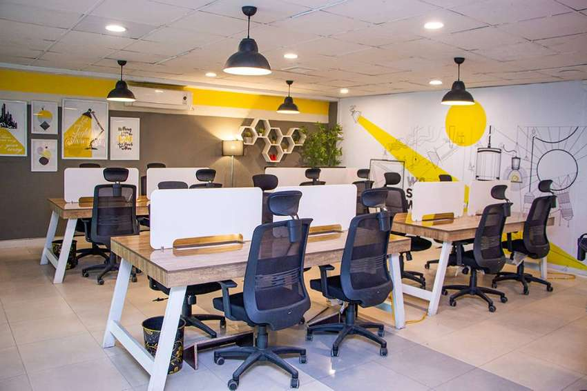co-working space in Model town lahore 0