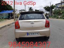 Toyota Etios Liva GD SP*, 2012, Diesel