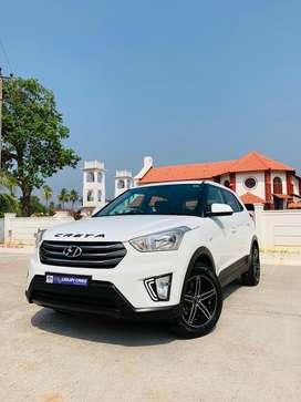 Hyundai Creta, 2017, Petrol