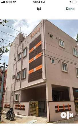 1 bhk rent, 24hrs water available
