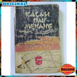 Novel Lama Takdir Alisjahbana Original (Cetakan 1981) Sastra Klasik