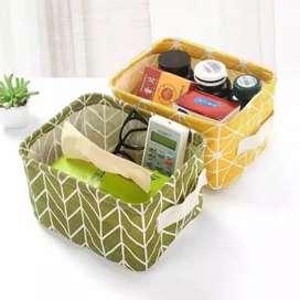 Storage box mini / kotak tempat penyimpanan
