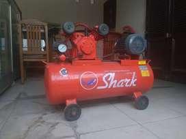 Kompresor 1/2 HP Shark Listrik