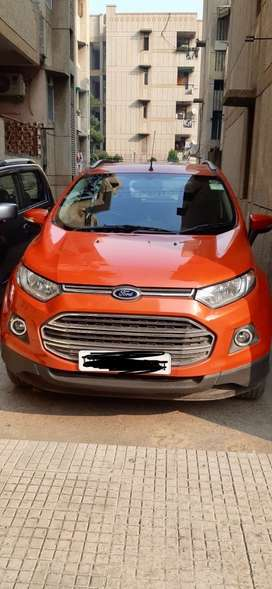 Ford Ecosport Titanium(O)