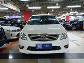 Toyota Innova G AT bensin 2013. Termurah