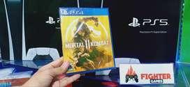 [NEW/BARU] Mortal Kombat II Kaset BD PS4 PS5 PS 4 Playstation