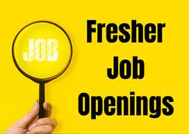 Hiring for B.E Btech Frshers only