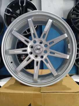 Velg Racing Honda City Ring17 bisa kredit ditoko pelek Mobil SPEC-R