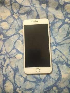 Iphone 7 plus , 128gb , 76% battery health , Rosegold