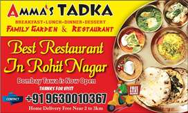 Hotel me tandoor wala chiyee rohit nagar bhopla me