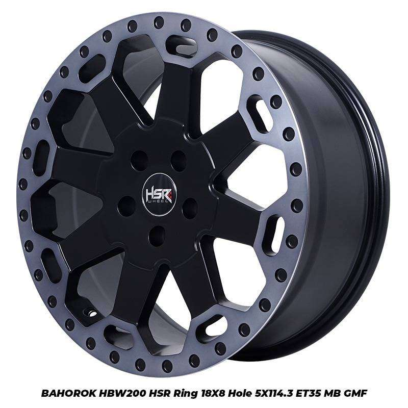 velg mobil terios ring 18 hsr wheel