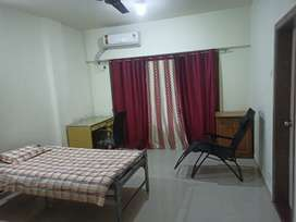 1 Fully furnished Bedroom on rent In a 3 BHK Villa
