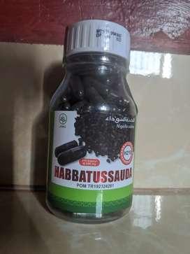 Habbatussauda 210 Kapsul Halal