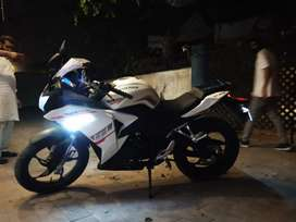 SP SULTAN 250 JUST LIKE NEW ONLY 1800KM DRIVEN