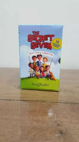 The Secret seven series 14 books