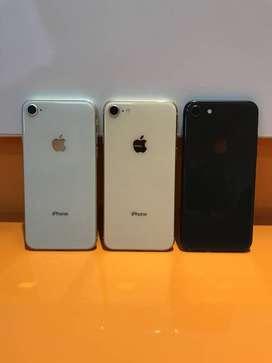 Iphone 8 - 64GB Second Ex Internasional Original TerJamin Cash/TT Bisa