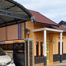 Jual rumah type 60, Lt 140, di jalan Saptamarga