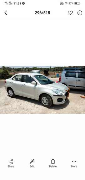 Maruti Suzuki Swift Dzire 2019 Petrol 17000 Km Driven