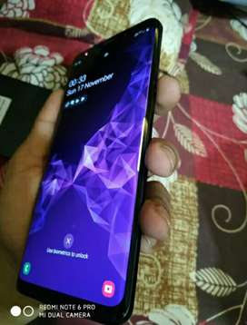 Samsung galaxy s9 plus (6/64)