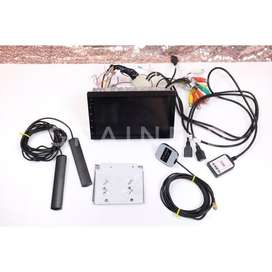 HEAD UNIT UNIVERSAL DAV 6767/SIMCARD/ANDROID/SCREEN MIRRORING (MURAH)