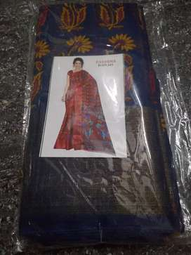 Zareena cotton saree
